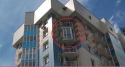 остекление балкона вид снаружи