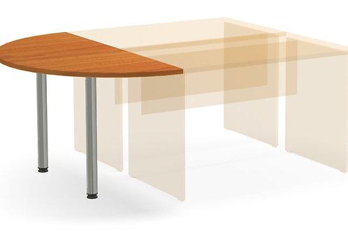 Сектор полукруглый на два стола