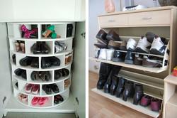 Системы для хранения обуви