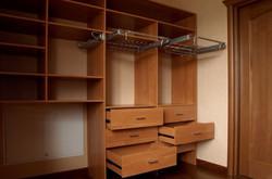 встроенный шкаф купе, гардероб