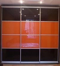 Встроенный шкаф на заказ от производителя в Красноярске