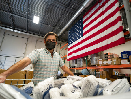 A Year Into Pandemic, Federal Officials Design New Mask Guidelines to Better Protect More Workers