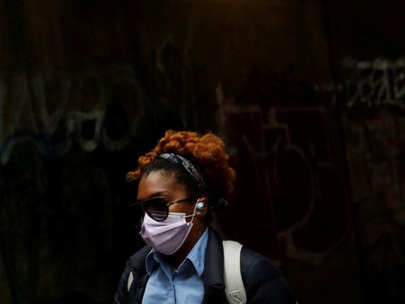 America's mask makers face post-pandemic meltdown