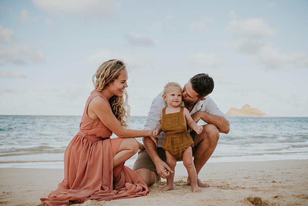 Oahu family session