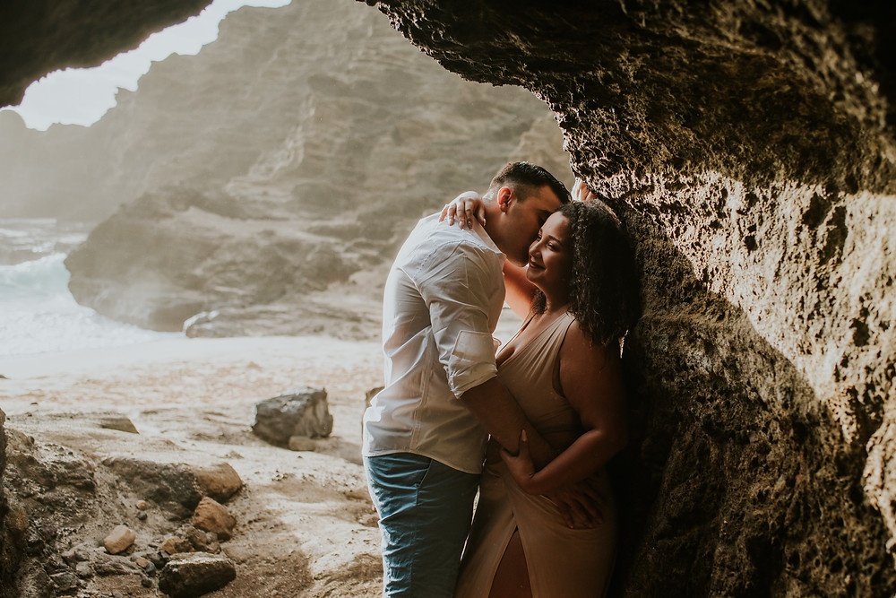 couples session photographer Oahu Hawaii