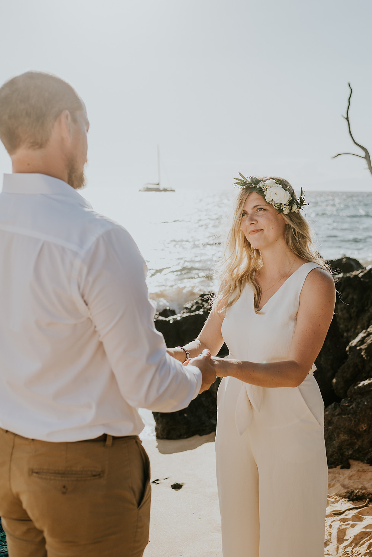 maui hawaii elopement photographer