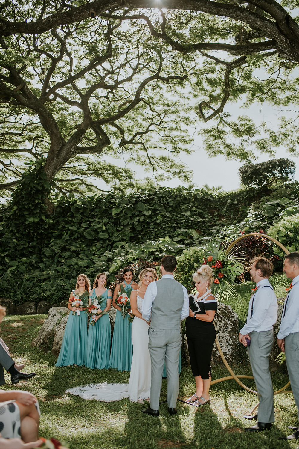 moil's garden kualoa ranch wedding