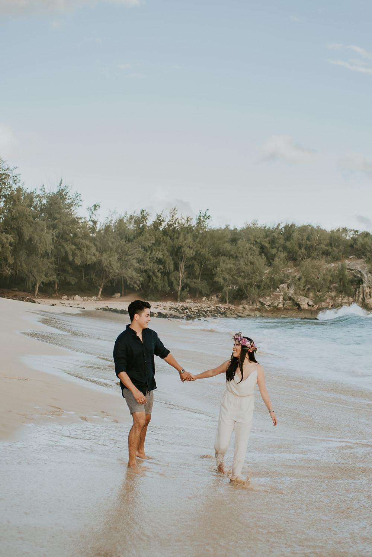 kauai shipwreck beach photographer