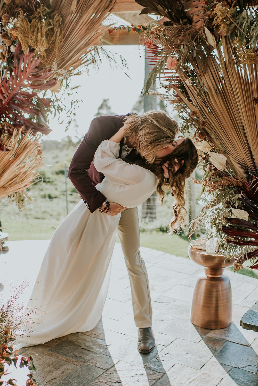 Sunshower farms wedding hawaii