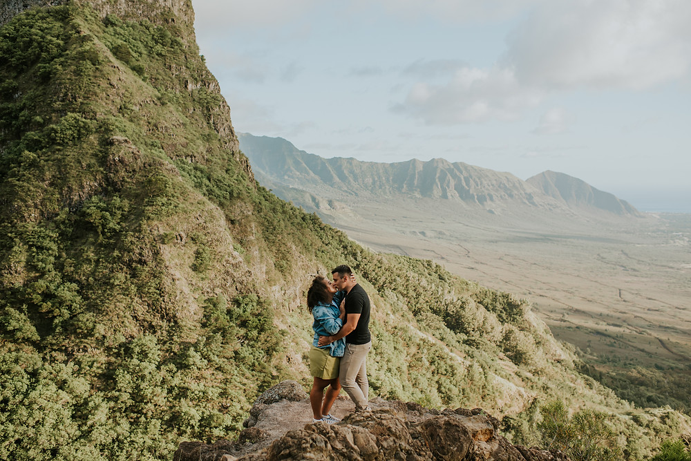 hawaii adventurous elopement