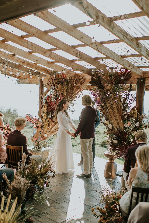 Sunshower farm wedding photographer