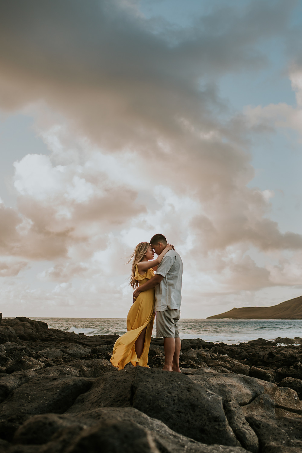 hawaii couples photographer