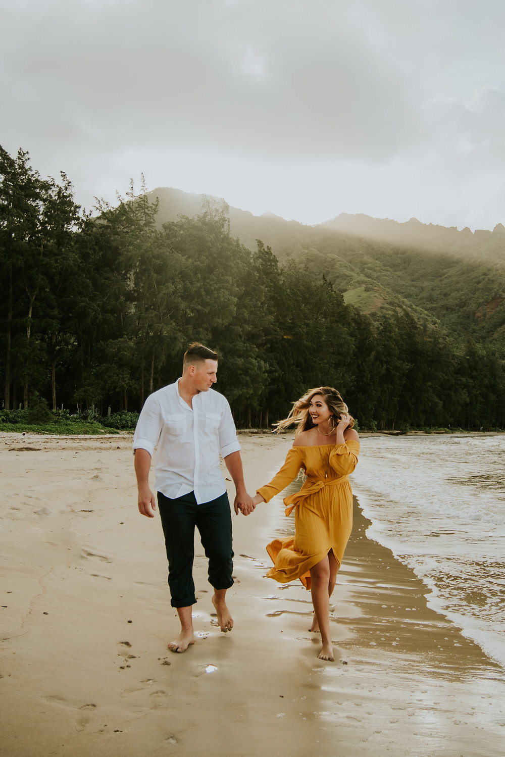 Oahu couples session photographer