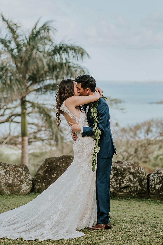 Kualoa ranch wedding photographer
