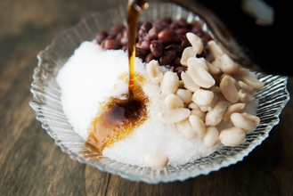 Dessert ala taiwan