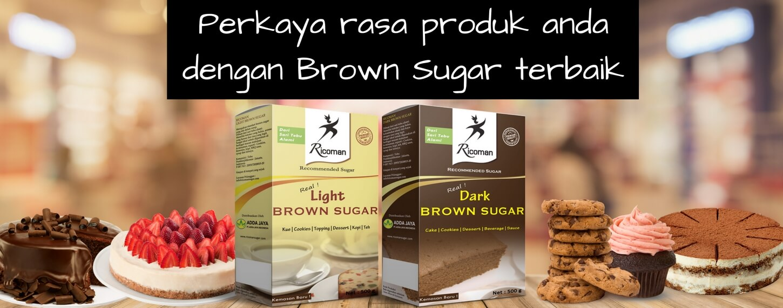 Brown Sugar terbaik
