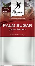 Palm sugar (gula palem)