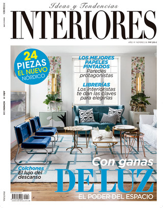 EDITORIAL INTERIORES MG