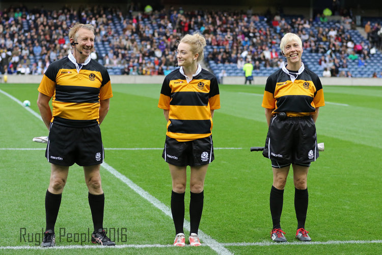 Varsity Referees