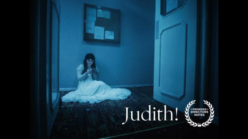 Judith!