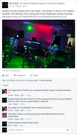 Thanks DJ GSP