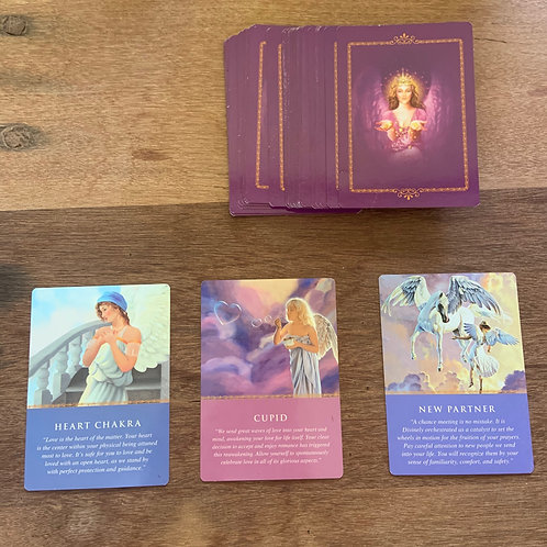 Gift Certificate - Angel Card Reading 3 card Spread