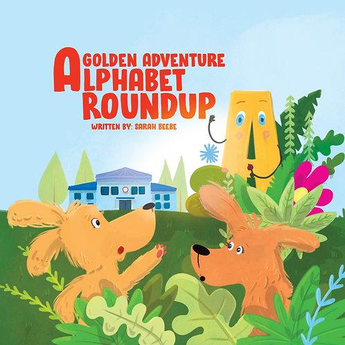 Autographed - A Golden Adventure - Alphabet Round Up