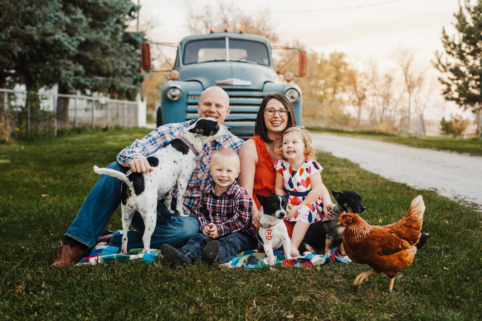 TRUE IMAGERY HARLAN FAMILY PHOTOGRAPHER