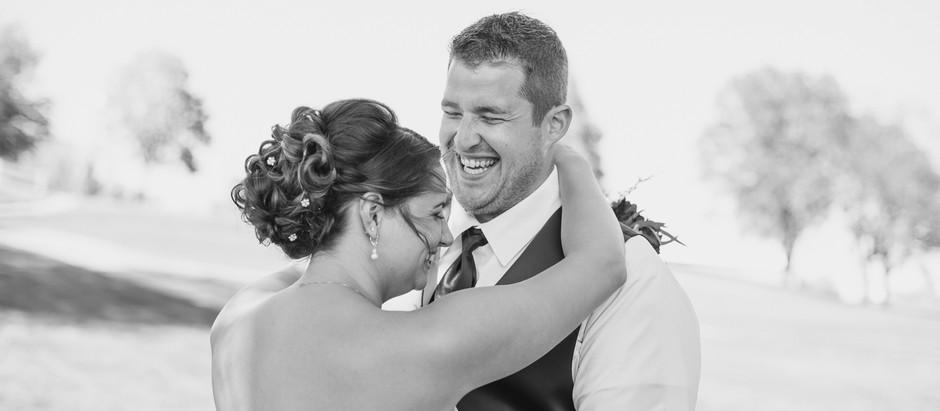 Emily & Troy - Whiskey & Wine Spring Wedding