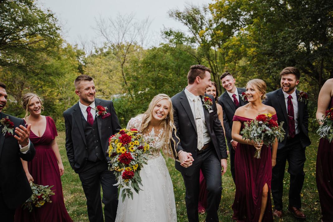 TRUE IIMAGERY IOWA WEDDING PHOTOGRAPHER