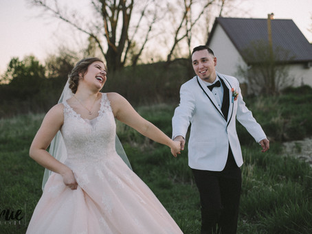 Jessica & Derreck - Willow Creek, Iowa Wedding
