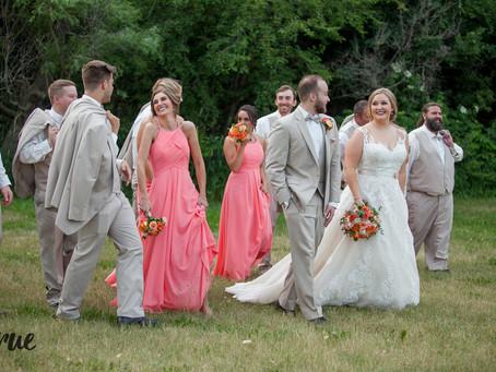 Michaela & Ryan - Fountains West, Omaha Wedding