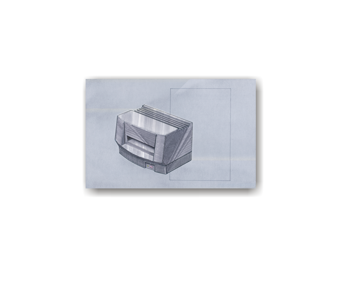 Thermal Printer - concept sketch
