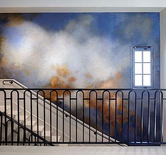 Fresque sur mesure marc dannaud versailles art