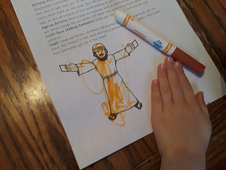 VBS Week 4: Kind to those who are different