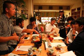 10月20日 甘味の試食会