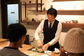 The Tea Salon~北野秀一~