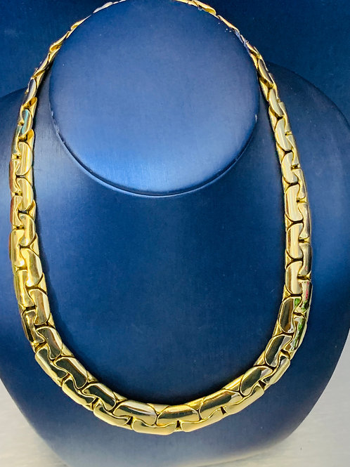 Treemme - 750 Yellow gold - Necklace 18'