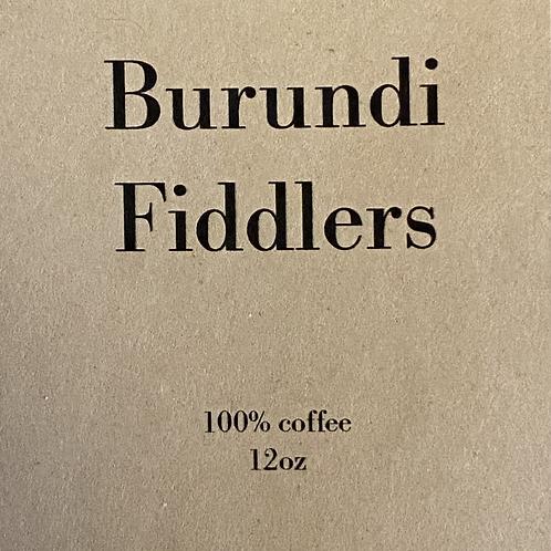 Burundi Fiddlers