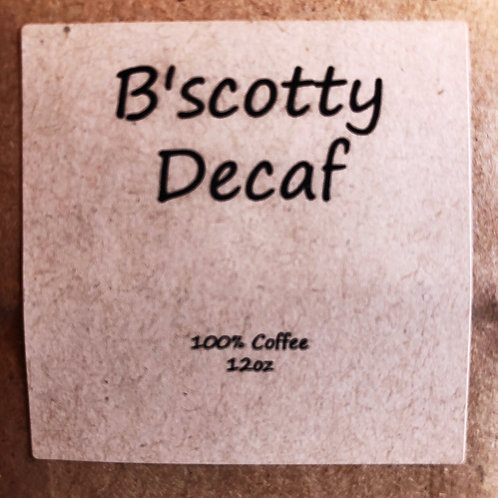 B'scotty decaf