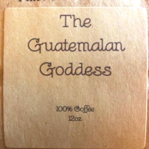 The Guatemalan Goddess