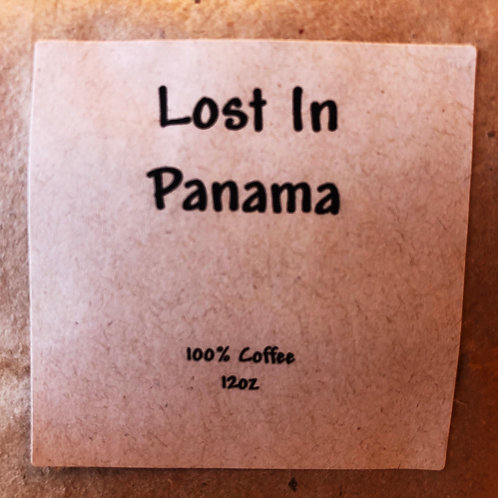 Lost In Panama
