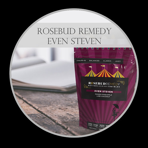RoseBud Remedy Even Steven