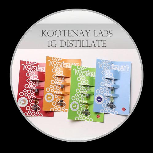 Kootenay THC Distillate