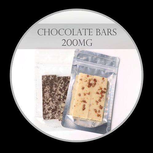 Chocolate Bar 200mg