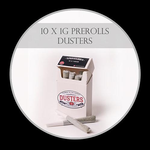 10 Pack Rerolls - Duster