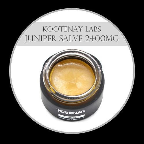 Kootenay Labs – Juniper THC Salve 2400mg