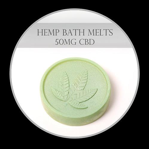 CBD Hemp Bath Melt