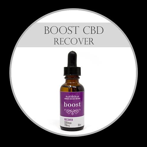 Boost CBD Tincture - Recover