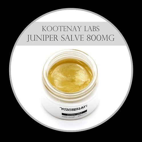 Kootenay Labs – Juniper THC Salve 800mg